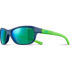 Julbo Player L Spectron 3CF Sunglasses Junior 6-10Y Blue/Green-Multilayer Green